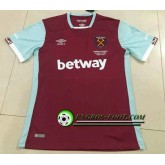 Boutique Maillot de West Ham United Domicile 2016 2017 Paris