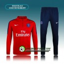 Boutique Survetement Foot Paris PSG Bleu Rouge 2016 2017 Paris