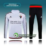 Boutique de Survetement Foot Palestine Blanc 2015 2016