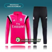 Boutique de Survetement Foot Real Madrid Rose 2015 2016