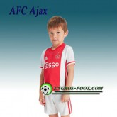 Ensemble Maillot Foot AFC Ajax Enfant Domicile 2016 2017 Europe
