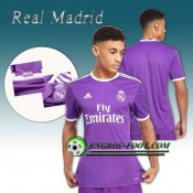 La Boutique Officielle Maillot de Real Madrid Exterieur 2016 2017 Pourpre