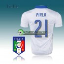 Maillot Equipe de Italie Exterieur 16 17 - PIRLO 21 France Magasin