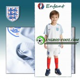 Maillot Euro 2016 Foot Angleterre Enfant Domicile Promos Code