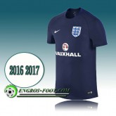 Maillot Training Equipe de Angleterre Bleu Marine PRE-MATCH 2016 2017 Boutique France