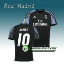 Maillot de Real Madrid JAMES 10 Third 2016 2017 Noir Promos Code