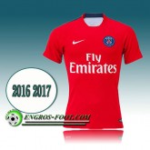 Maillot de Training PSG Bleu Rouge 2016 2017 Magasin Lyon