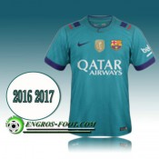 Mode Maillot de Barcelone FC 2016 2017 Third
