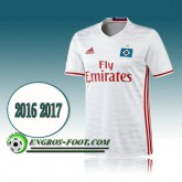 Promotions Maillot de Hamburger SV 2016 2017 Domicile