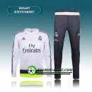 Survetement Enfant Real Madrid Blanc 2016 2017 -02 Vendre Provence