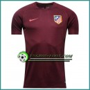 Training T Shirt Atletico Madrid Marron Fonce 2016 2017 Prix En Gros