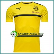 Training T Shirt Dortmund BVB Jaune 2016 2017 France Métropolitaine