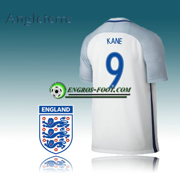 Maillot Equipe Angleterre Domicile 2016-17 - KANE 9