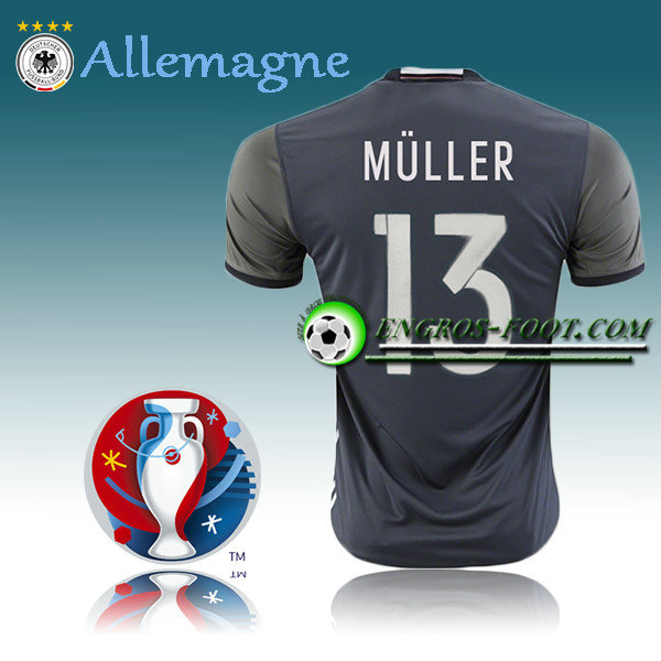 Maillot Foot Allemagne Exterieur - MULLER 13