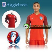 Authentique Maillot Euro 2016 Foot Angleterre Exterieur