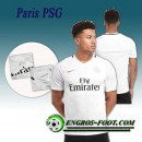 Authentique Maillot de Paris PSG Third 2016 2017 Blanc