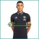 Boutique officielleMaillot de Polo Manchester United Noir 2016 2017