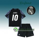 Ensemble Maillot Foot Real Madrid Enfant JAMES 10 Third 2016 2017 Blanc Magasin De Sortie
