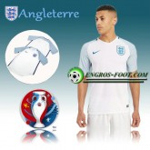 France Maillot Euro 2016 Foot Angleterre Domicile