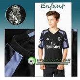 La Boutique Officielle Ensemble Maillot Foot Real Madrid Enfant Third 2016 2017 Blanc