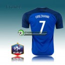 La Boutique Officielle Maillot Equipe de France Domicile 16/17 - GRIEZMANN 7