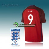 Maillot Equipe Angleterre Exterieur 16-17 - KANE 9 Boutique France