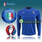 Maillot Foot Italie Manche Longue Domicile Remise Nice