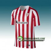 Maillot de Athletic Bilbao Domicile 2016 2017 Rouge/Blanc Site Francais