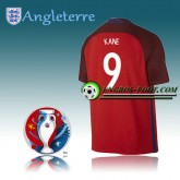 Prix Maillot Euro 2016 Foot Angleterre Exterieur - KANE 9
