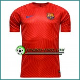 Training T Shirt FC Barcelone Rouge Printing 2016 2017 Site Officiel