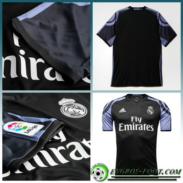 maillot de foot real de madrid JAMES 10 Third Femme Blanc Manche Courte 2016 2017